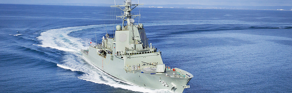 NAVANTIA selected for the Conceptual Design Phase in the frigate program for the US Navy