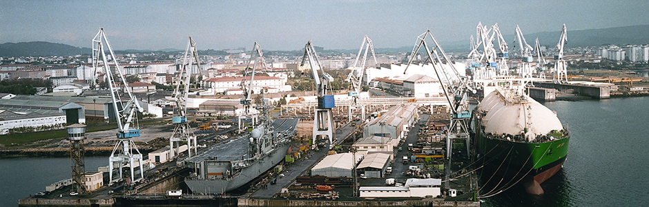 NAVANTIA submits to the trade unions the Plan's first foundations